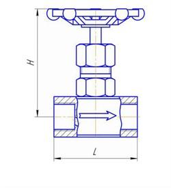 Клапан 15с54бк - фото 3943
