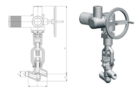 Клапан 998-20-ЭД
