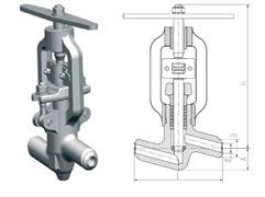 Клапан 1С-11-3М